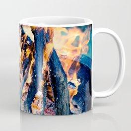 Anatomy of Fire Coffee Mug
