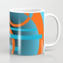 Ringers Ring Circles Coffee Mug