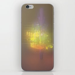 A Haven For Laughing Souls iPhone Skin