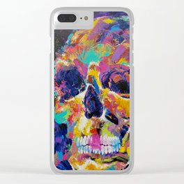 The body is just a prison Clear iPhone Case