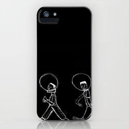 2013 Jerk Tofu (Escape the Ray Gun) iPhone Case