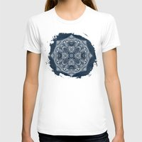 blueprint T-shirts featuring Natural Blueprint by DebS Digs Photo Art