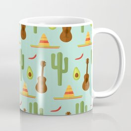 Mexican style Coffee Mug