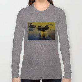 Turntable Needle Long Sleeve T-shirt