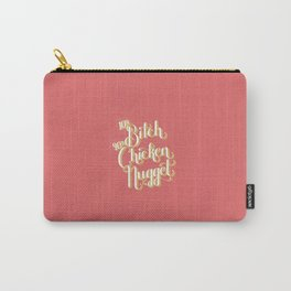 Chicken Nugget Carry-All Pouch