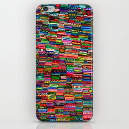 Traffic in India iPhone Skin