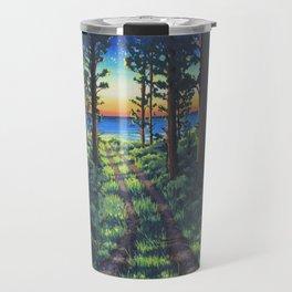 Coastal Sun Travel Mug