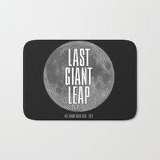Last Giant Leap Bath Mat