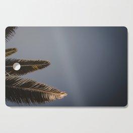 Palmtrees Cutting Board