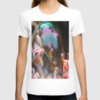 bubbles T-shirts featuring Bubbles by Dora Birgis