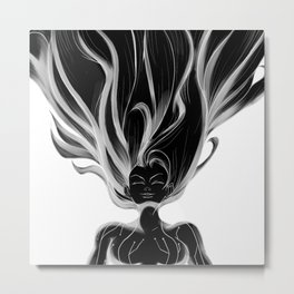 Spotlight Metal Print