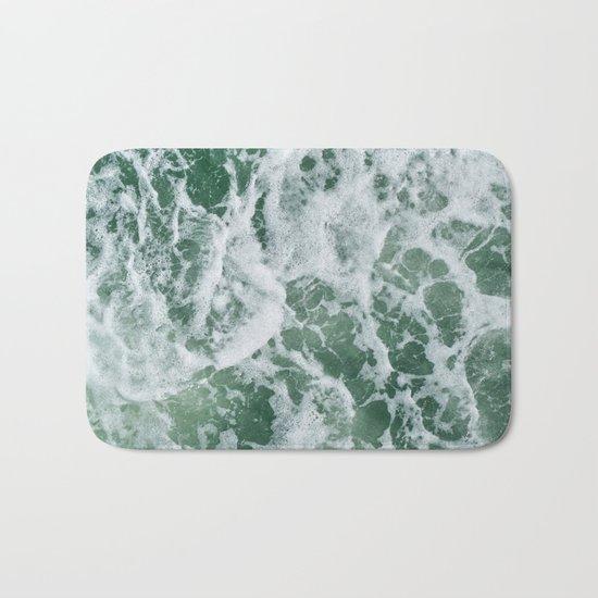 Rough Seas Bath Mat