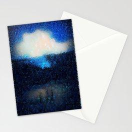 Through A Glass Darkly Stationery Cards