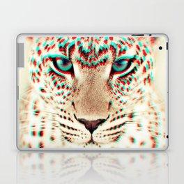 leopard 3D Laptop & iPad Skin