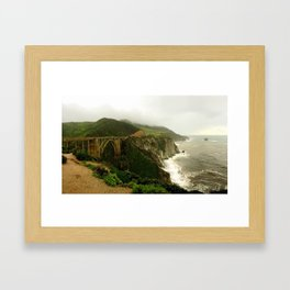 Big Sur, California Framed Art Print