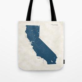 California Parks - v2 Tote Bag