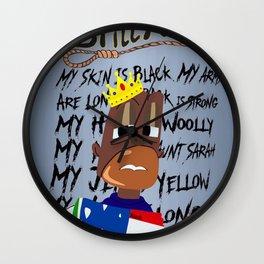 Still Negus Wall Clock