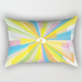The Resurrection of Jesus Rectangular Pillow