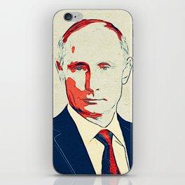 U.S. President Vladimir Putin iPhone Skin