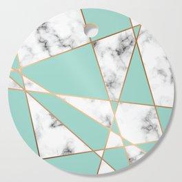 Marble Geometry 055 Cutting Board