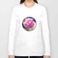 lumpy space princess Long Sleeve T-shirts featuring the lumpy space by lezette