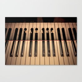 Play It Sam Canvas Print