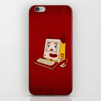 "mac iPhone & iPod Skins featuring ""MAC"" Donalds by Chris Dk"