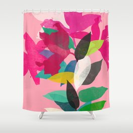 lily 18 Shower Curtain