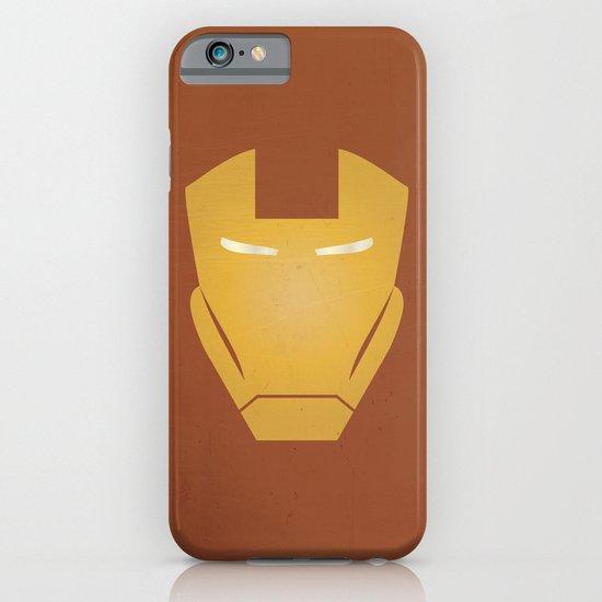 Minimalist IronMan iPhone & iPod Case