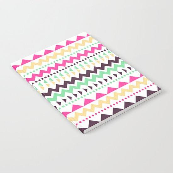 Tribal Pattern 02 Notebook