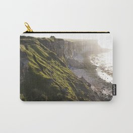 The Beautiful Cliffs of France Carry-All Pouch