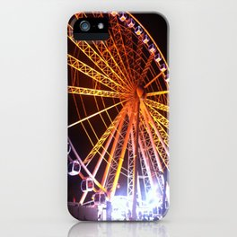 Spinning around iPhone Case