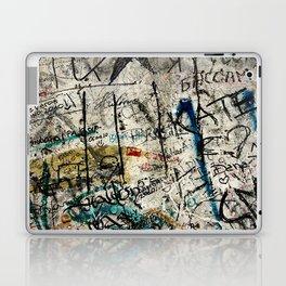 Berlin Wall Graffiti Laptop & iPad Skin
