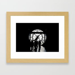 d'Orsay Framed Art Print