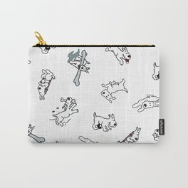 Snowy the Dog Carry-All Pouch