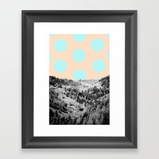 Landscape Urbanism #society6 #decor #buyart Framed Art Print