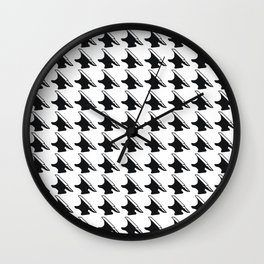 The Anvil Wall Clock