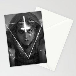 Lesbian Crucifix Stationery Cards