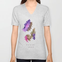 Matisse Inspired | Becoming Series || Deeper Unisex V-Neck