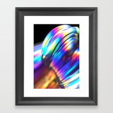 Want Me Framed Art Print