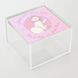 Marie the Riveter Acrylic Box