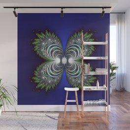 Fractal Butterfly Wall Mural