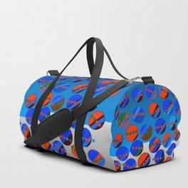 Bubbes Blues Duffle Bag