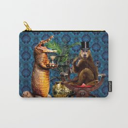 The Curiosity Shop Monkey Business Carry-All Pouch