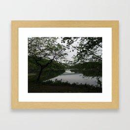 Inwood Hill Park, New York 2 Framed Art Print