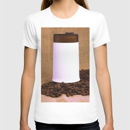 GDR coffee grinder T-shirt