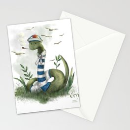 the marin snake  Stationery Cards