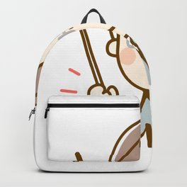 Watch Sir have a breakdown.  Funny, sarcastic teacher design. Backpack