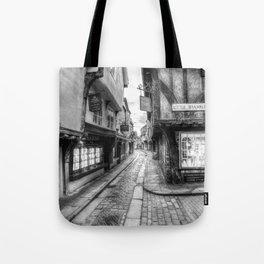 The Shambles Street York Tote Bag