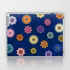 Fantasy Flowers Laptop & iPad Skin